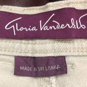 Gloria Vanderbilt Jeans - Gloria Vanderbilt sand colored jeans